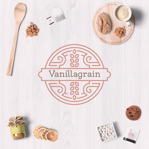 Fun logo for a bakery