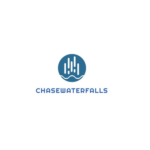 Logo for ChaseWaterfall