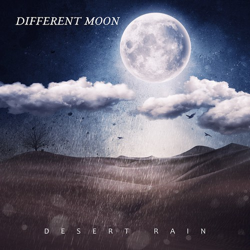 Cover album concept for Different Moon