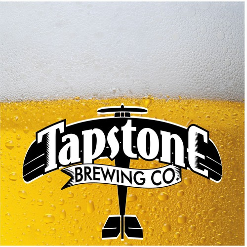 Logo for new craft brewery - TAPSTONE