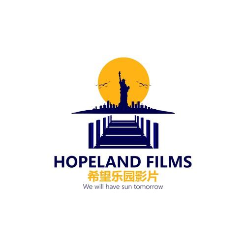 Hopeland Films Logo #1