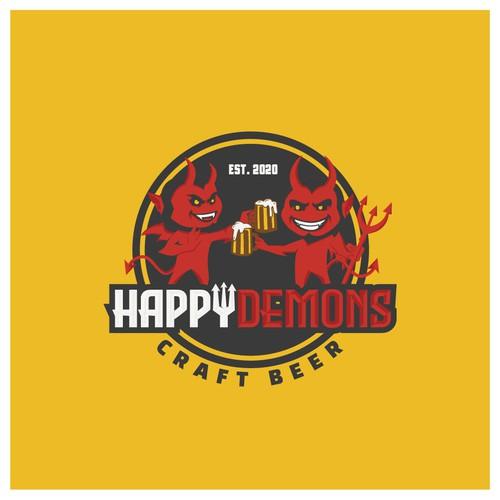 happy demons