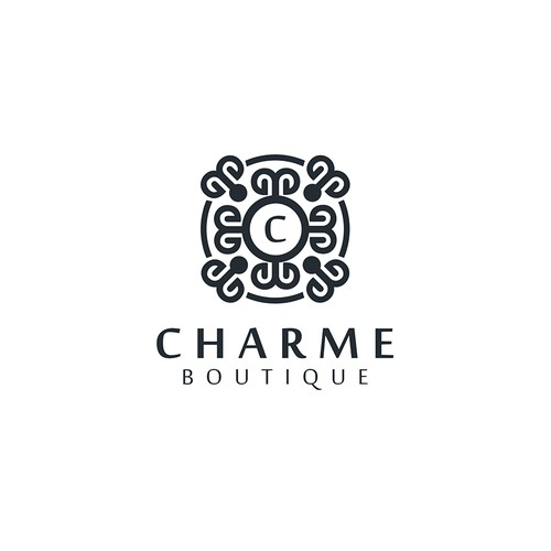 Luxury Boutique Logo Design