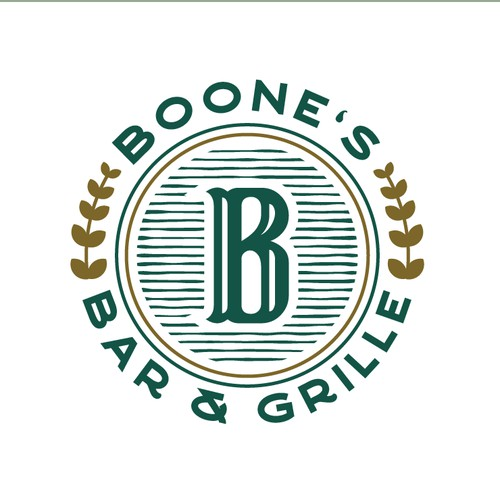 Logo for Boone's - Bar and Grill