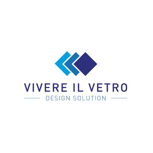 """Logo """"Vivere il vetro"""""""