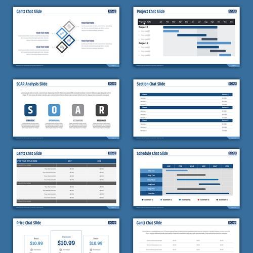 Powerpoint Template for NextGen CPA Firm