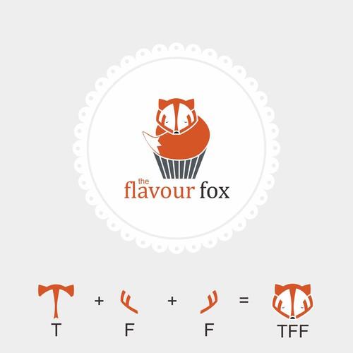 The Flavour Fox Logo Design