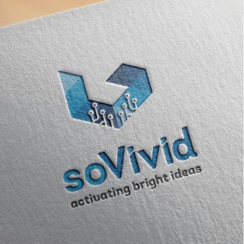 Logo developed for technology area