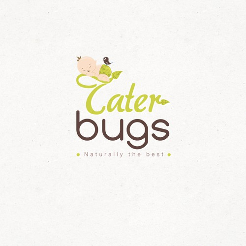 Create the next logo for Tater Bugs