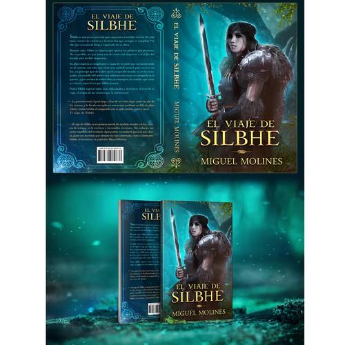 Book cover : El Viaje de Silbhe