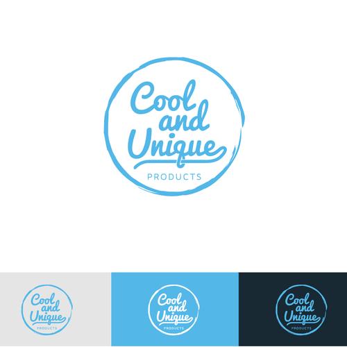 Create a COOL & UNIQUE logo for a cool and unique business