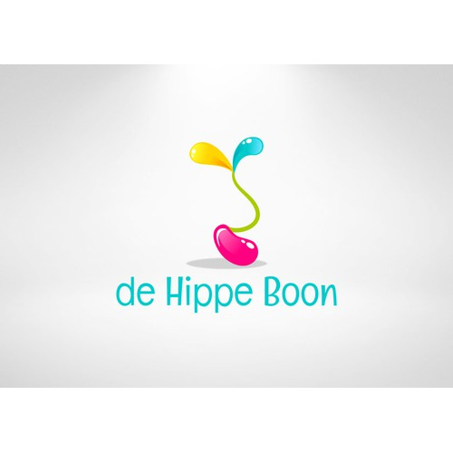 Logo for bean selling store