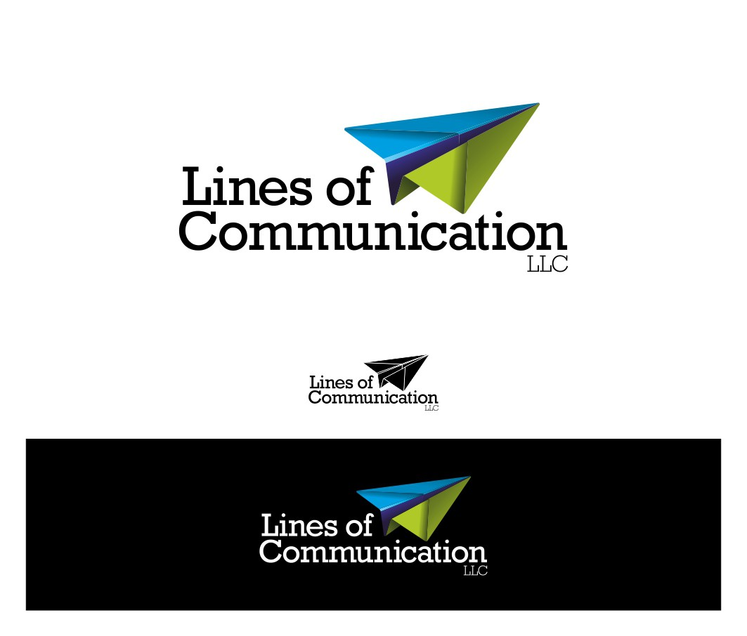 Lines of Communication LLC Needs a New Logo - CONTEST RELAUNCH