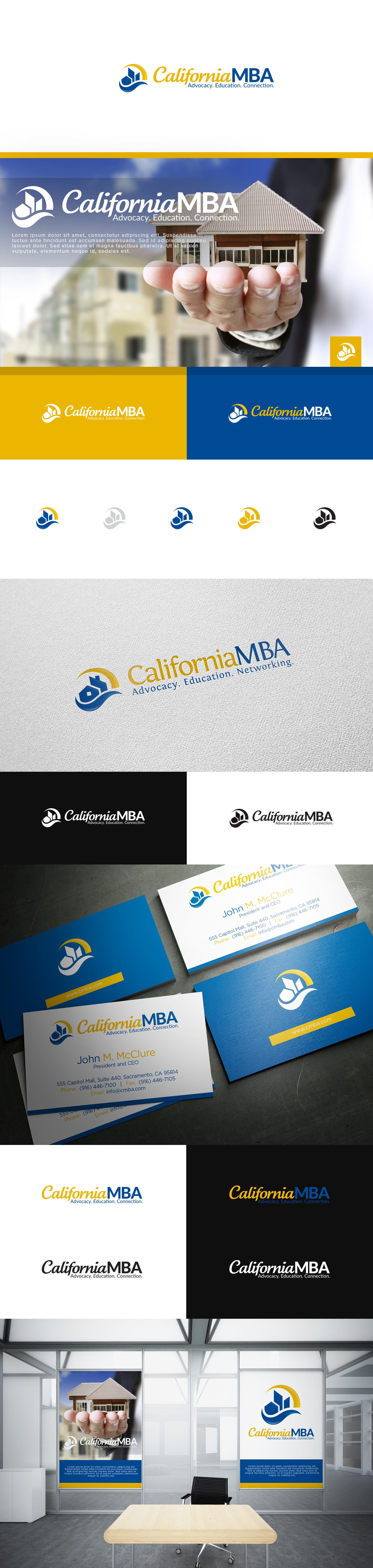 Fresh and Modern Look for California Real Estate/Mortgage Group!