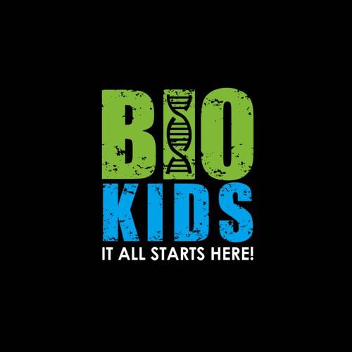 Bio Kids Logo Design
