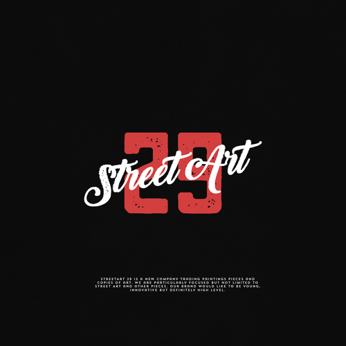 Logo Design Entry for Street Art 29