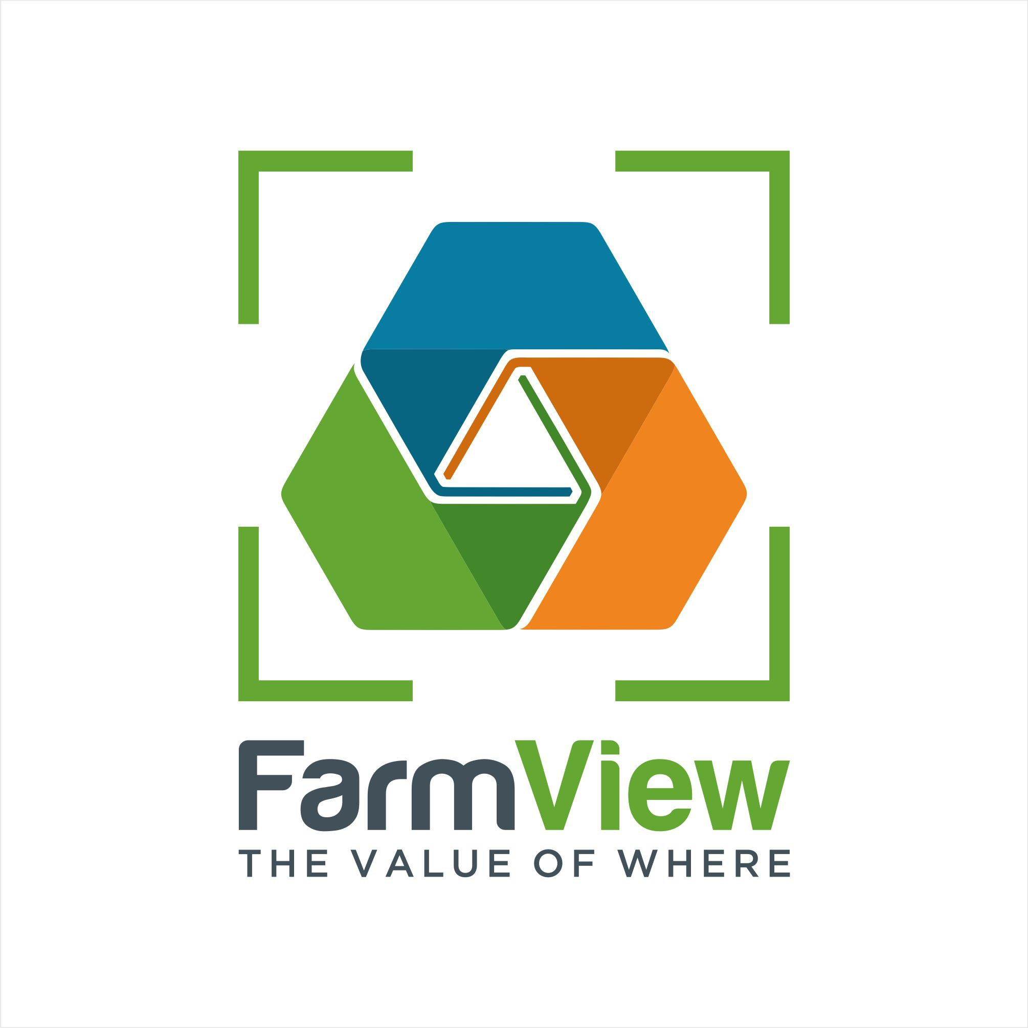 Fresh logo needed for AgriTech startup called FarmView