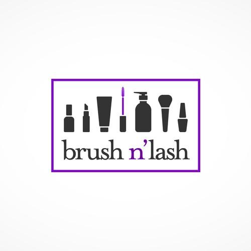 Brush n' Lash cosmetic store