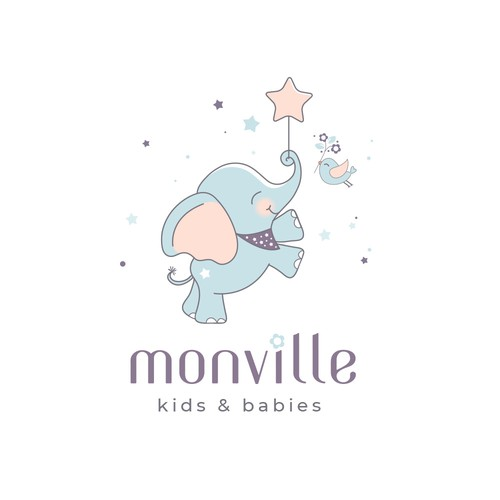 Monville 🌸✨- kids & babies products