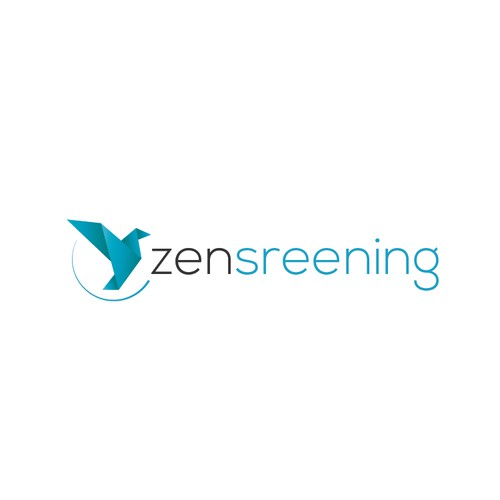 ZenScreening Logo Concept