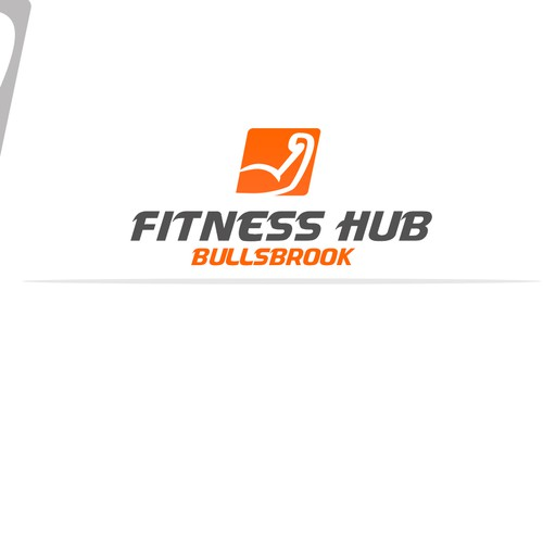 new fitness center logo