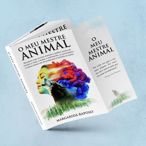 Clean Conceptual  Book for Human-Animal-Nature Relationship -Bold - My Animal Master