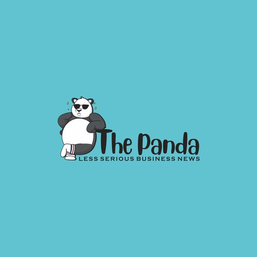 panda mascot design for the panda Less serious business news