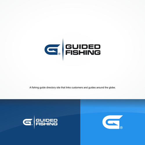 Logo Designs For Guide- Fishing.com