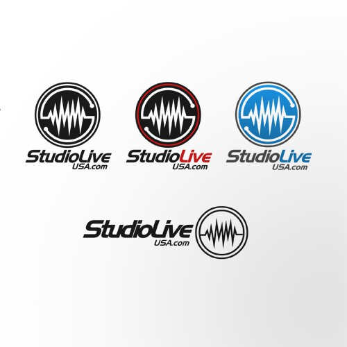 MUSIC RECORDING STUDIO logo Needed for StudioLive