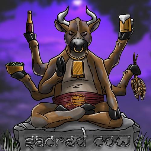 Sacred Cow Beer