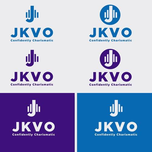 Logo design for voice over artist