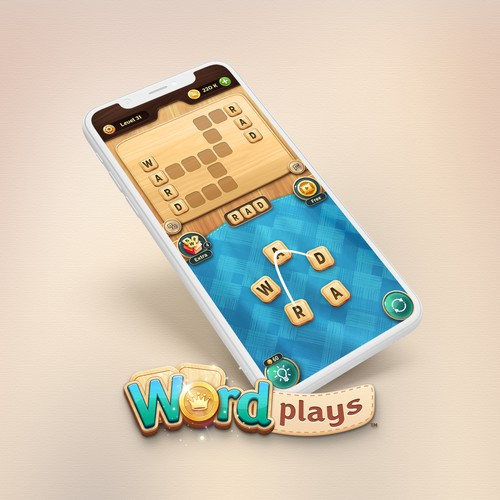 Wordplays Mobile Game Design