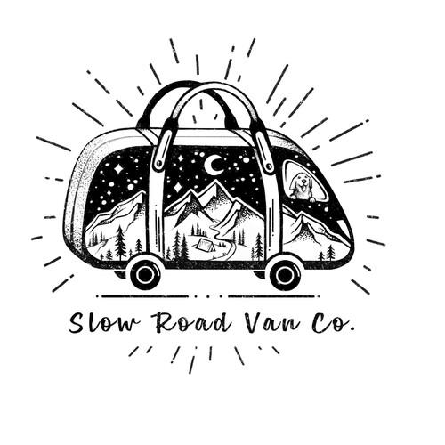 Logo design for a van company