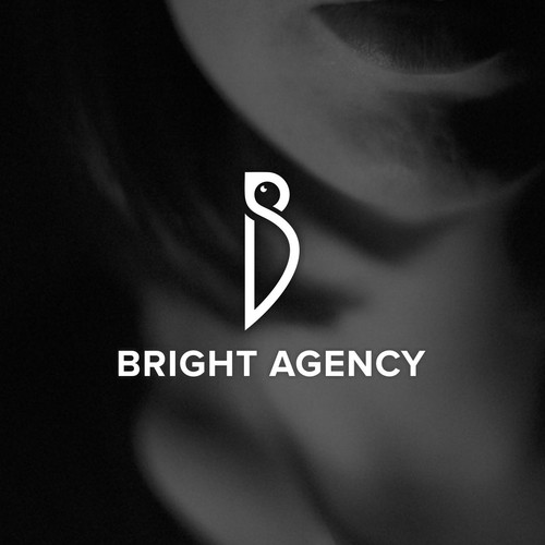 Bird logo for agency