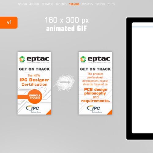 Banner Ad for EPTAC Corporation