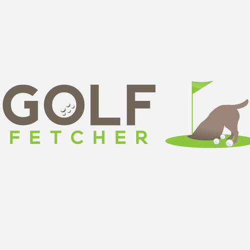 Fetching for a golf logo for golf fetcher