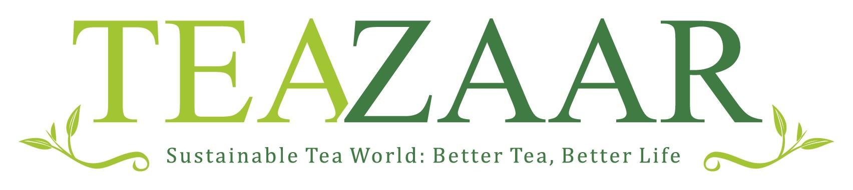Create a logo for the future of tea.
