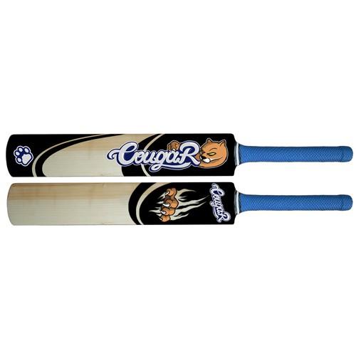 Design a Cricket Bat label for Cougar Cricket