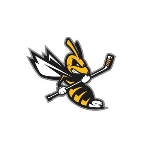 Bee team logo for sale