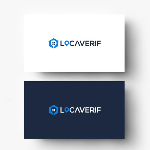 need a modern logo, which invites tenants to submit their files