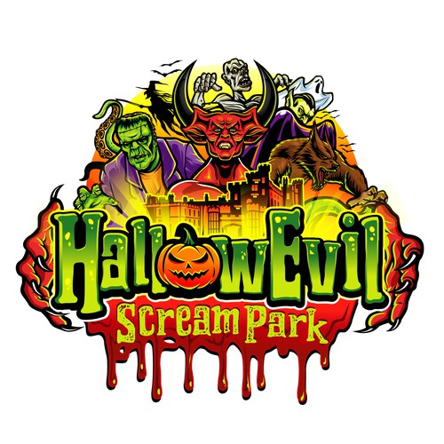 Hallow Evil Scream Park