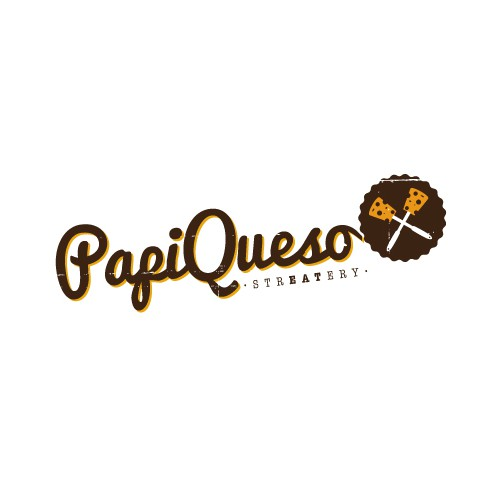 Help Papi Queso with a new logo