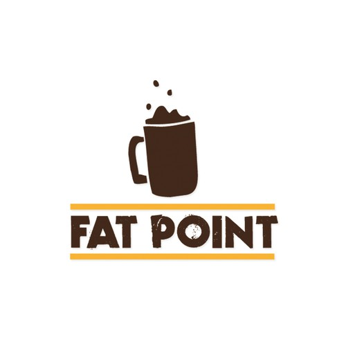 *Guaranteed* Logo for craft brewing company, Fat Point