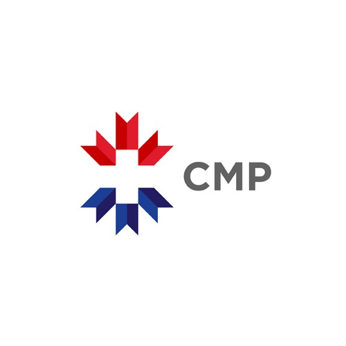 logo concept for CMP- Canadian Medical Plans