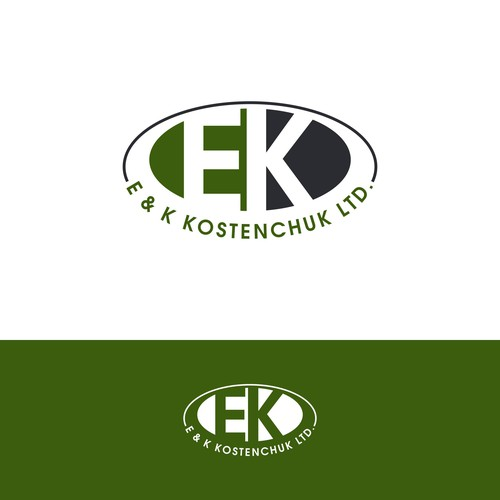 Logo Design for E. K. Kostenchuk