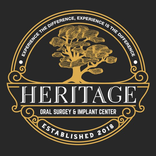 Heritage Oral Surgey & Implant Center.
