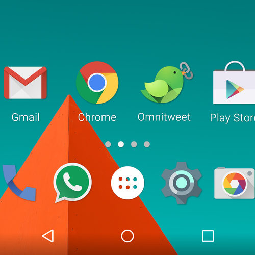 Omnitweety material Design icon
