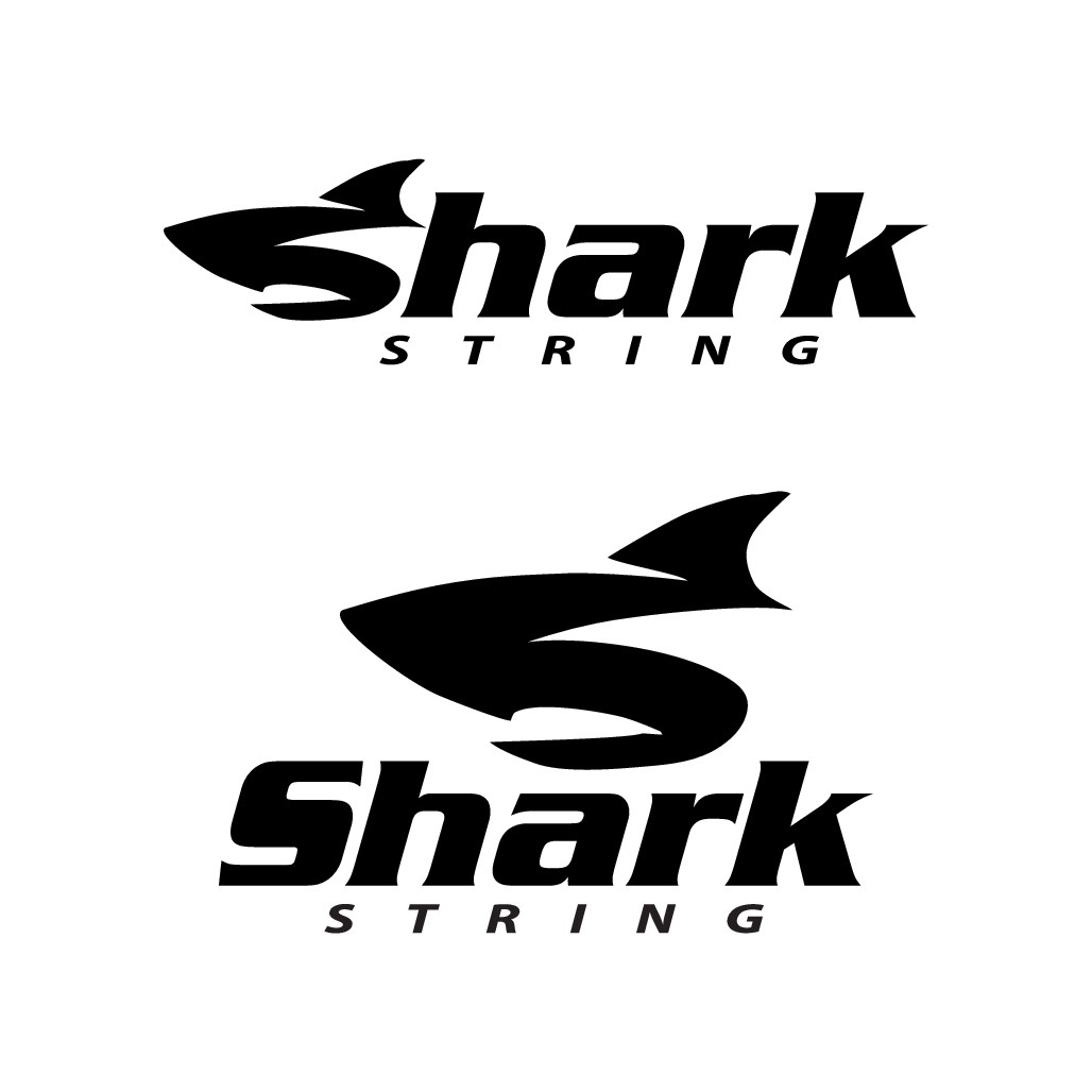 Shark String Logo