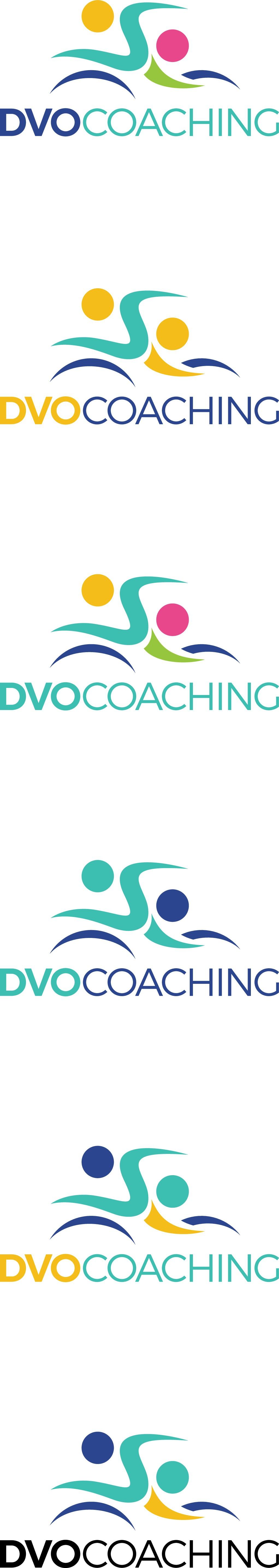 Swim, bike, run. Design a cool logo for a triathlon coach