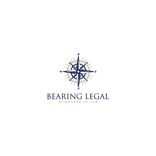 Classic Logo for Bearing Legal